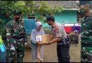 Polsek Talaga Salurkan Paket Sembako Kepada Warga Kurang Mampu Dan Anak Yatim