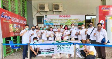 Wali Kota Terima Bantuan dari HIPMI Kota Bekasi